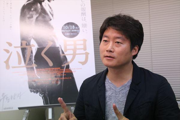 『アジョシ』『泣く男』を送り出した韓国のヒットメーカーが考える「カッコいい男」とは?