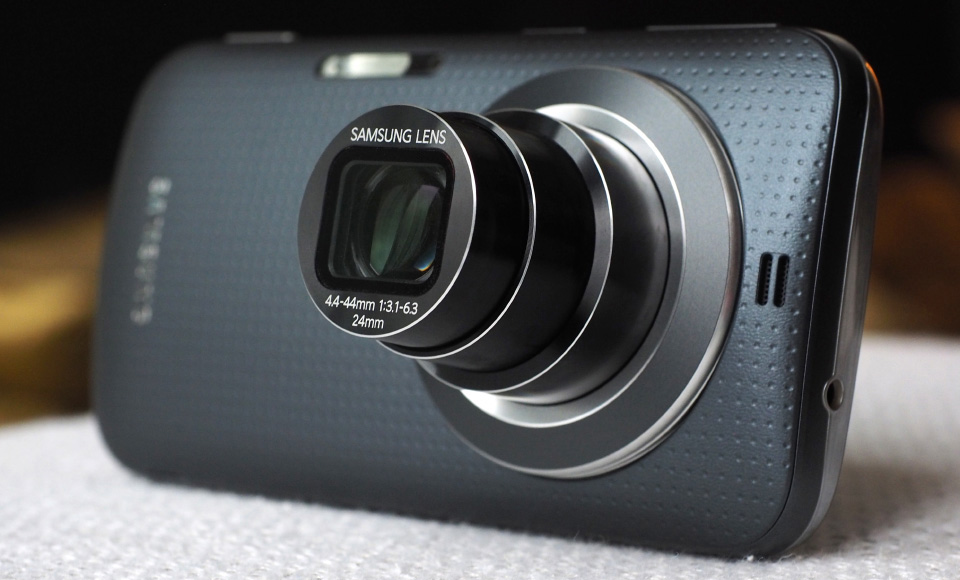 Galaxy K Zoom Review Samsung S Best Cameraphone Yet