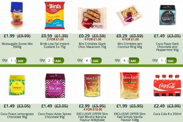 ... food hits its sell-by date, many markets donate products to food banks