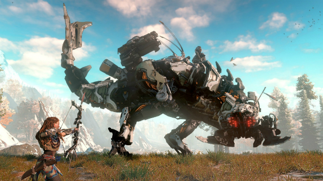 This is what innovation looks like in big-budget video games