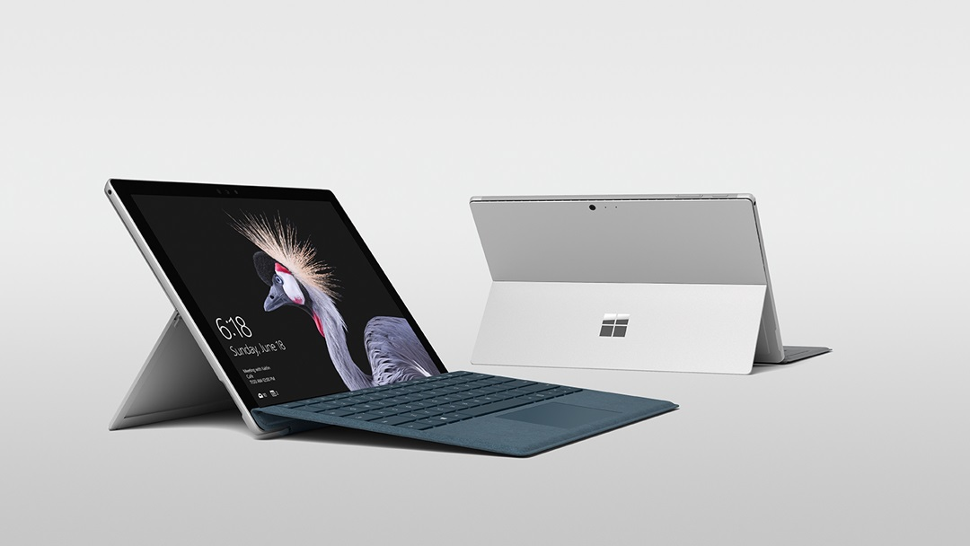 El nuevo Surface Pro sigue definiendo el convertible perfecto