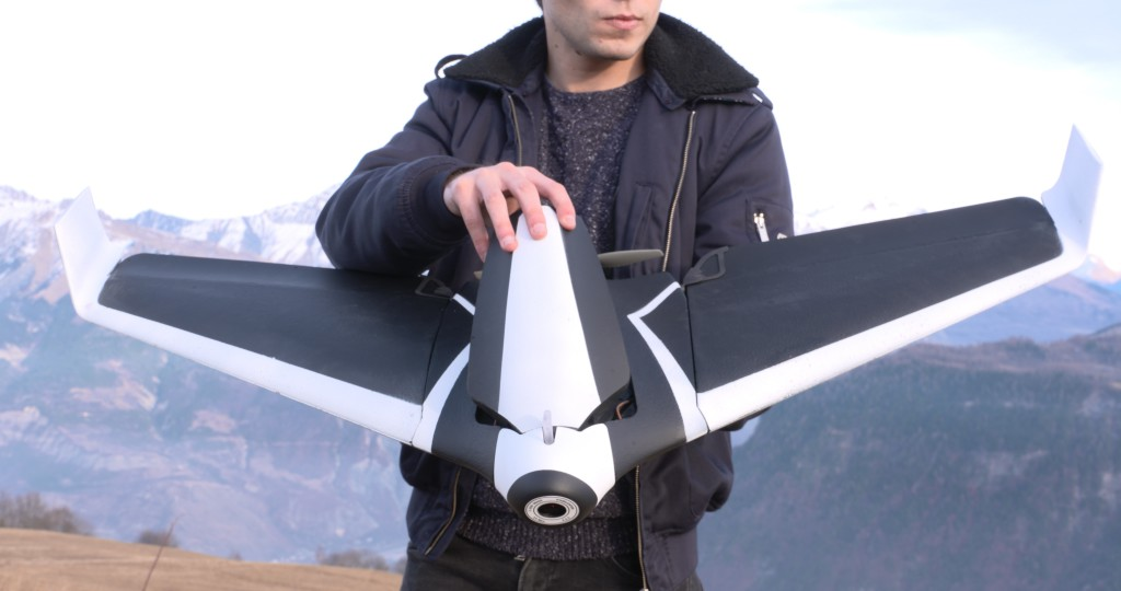 "Parrot Disco: ""Idiotensichere"" Drohne mit 80 km/h Spitze"