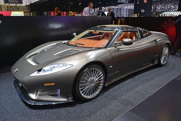 スパイカー、最新モデル「C8プレリエーター」の強気な価格を発表