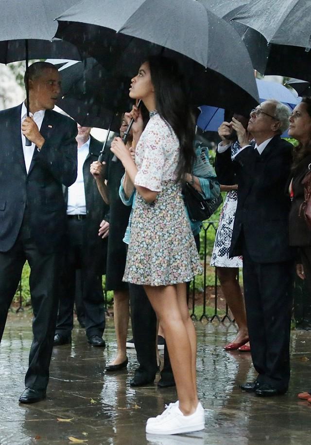 Malia Obama style
