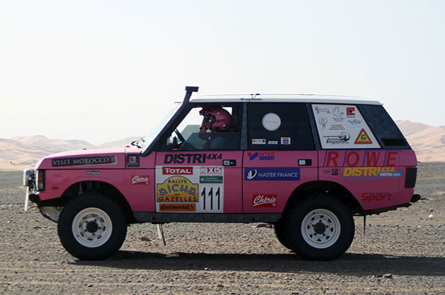 Gazelles Rally