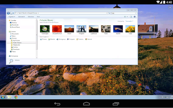 Controla tu PC o Mac desde Android con Chrome Remote Desktop