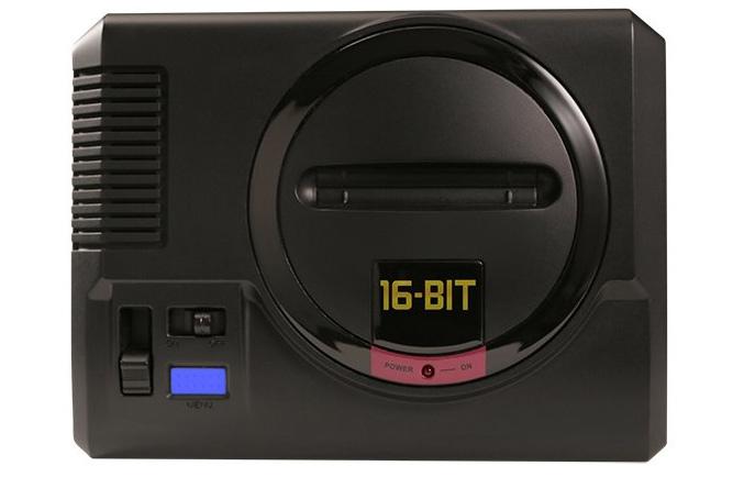 Sega teast eine Mini-Version seiner Mega-Drive-Konsole