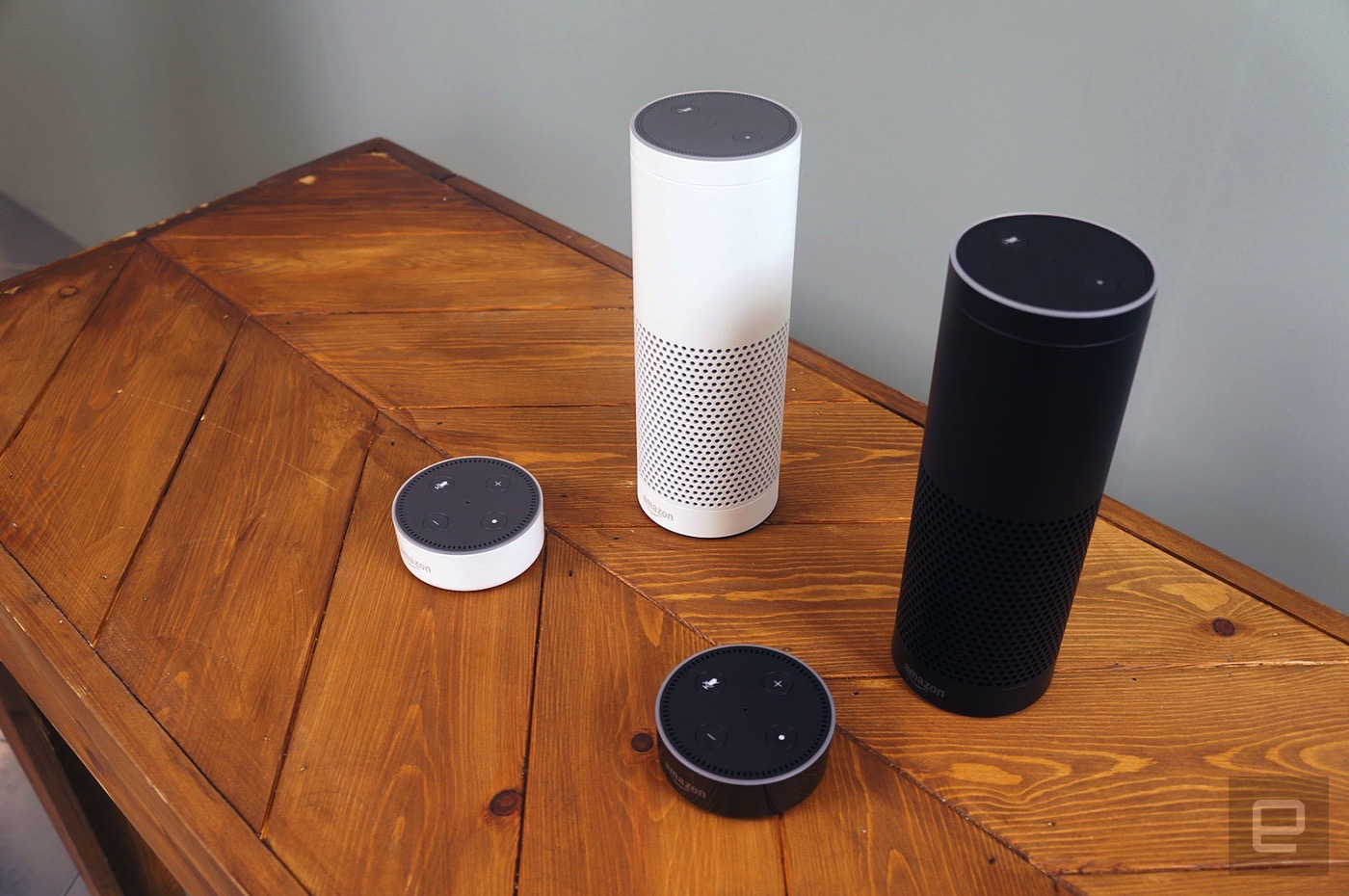 photo image Amazon's Echo can manage your Google calendar for work