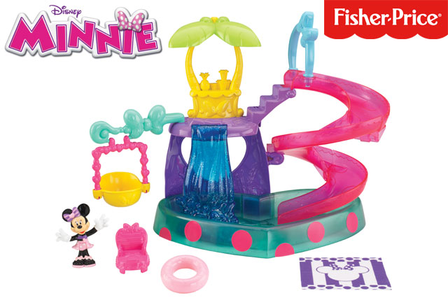 WIN Minnie Mouse Polka Dot Pool Party competition