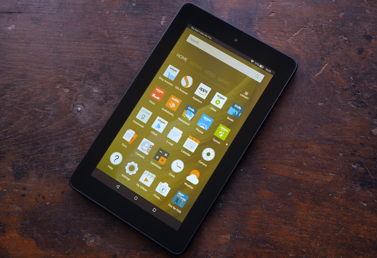 Amazon removes encryption support in latest Fire OS update