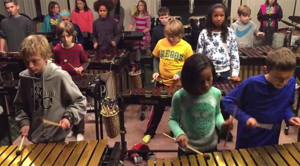 音楽の授業でツェッペリン!校内アンサンブルが「スクール・オブ・ロック」すぎると話題