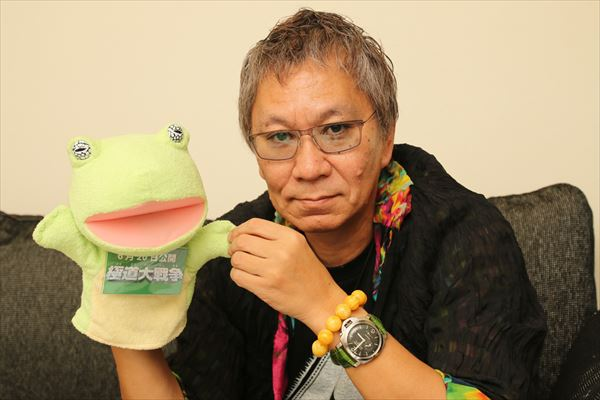 日本一多忙な映画監督、三池崇史「やるかやらないか。ベテランの味?そんなの要らない」