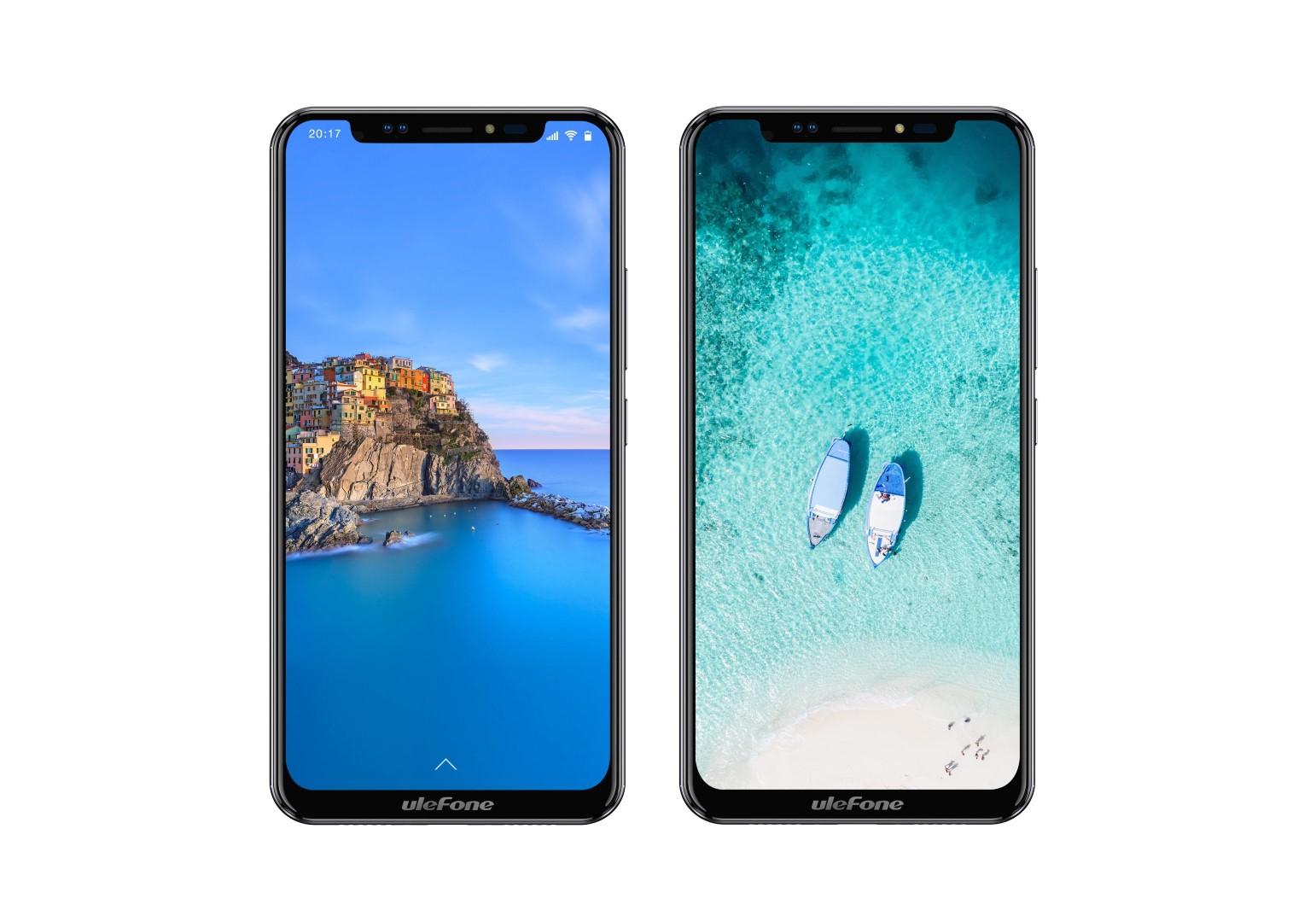 Ulefone will iPhone X Display nachahmen