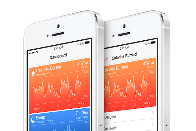Apple: Putting doctors, trainers and nutritionists in your pocket