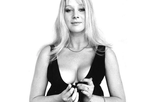 old celebrities you didn't know used to be sexy, sexy older women, young helen mirren