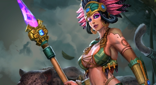 SMITE explores Awilix in depth and kicks off Saturnalia