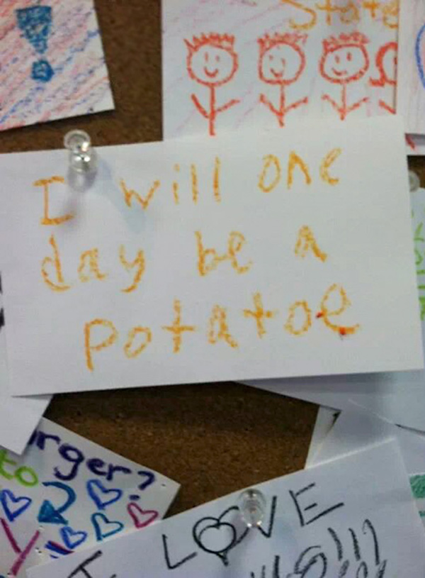 Kids That Have The Most Hilarious Goals