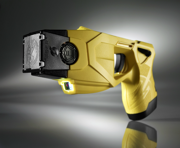 New LAPD Tasers will trigger body cameras when fired