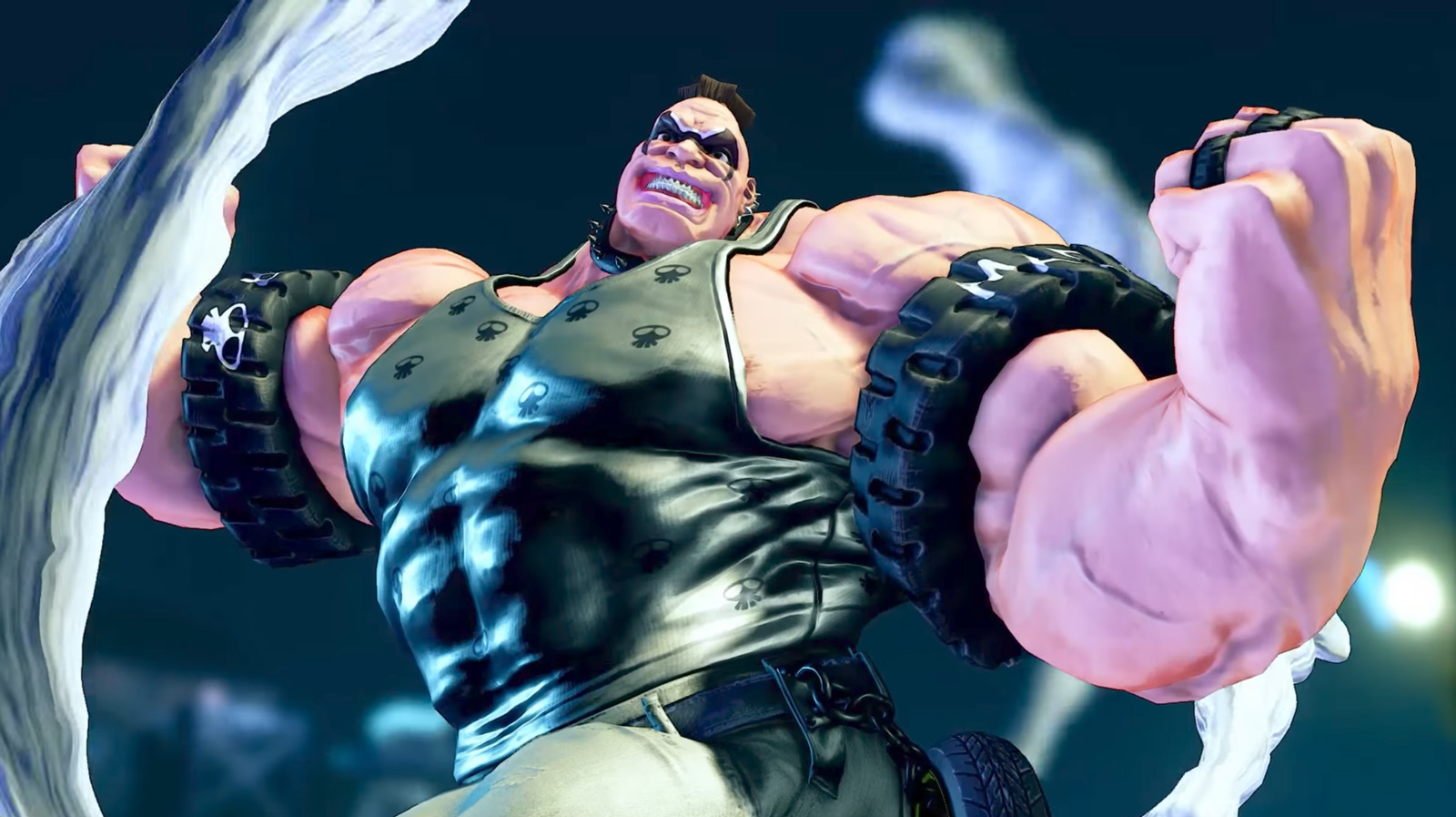photo image 'Final Fight' boss Abigail to join 'Street Fighter V' roster