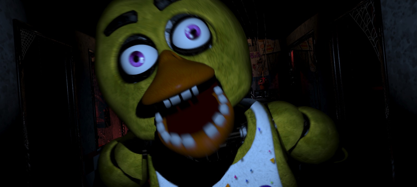 4 of the Scariest Games You'll Ever Play