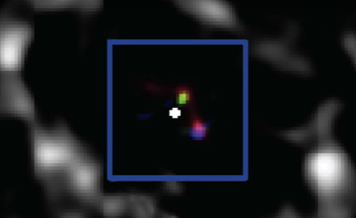 Astronomers image the birth of a planet, verifies formation theory