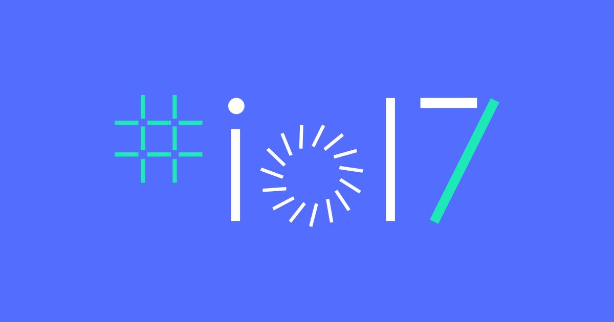 Livestream: Google I/O 2017