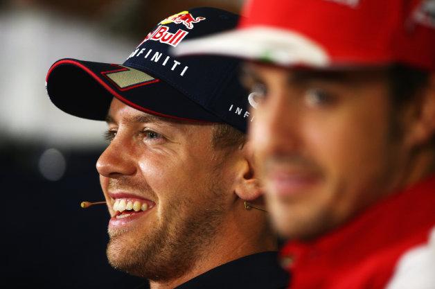 フェラーリがアロンソとの契約を解消し、ベッテルの起用を発表