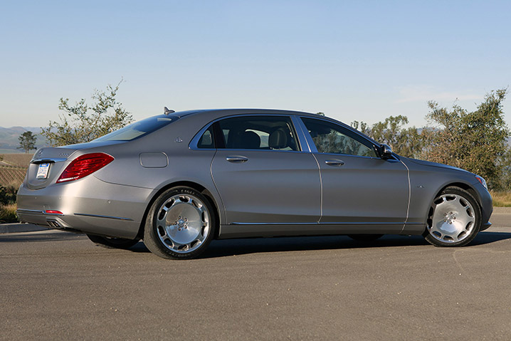 2016 Mercedes-Maybach S600 First Drive - Autoblog