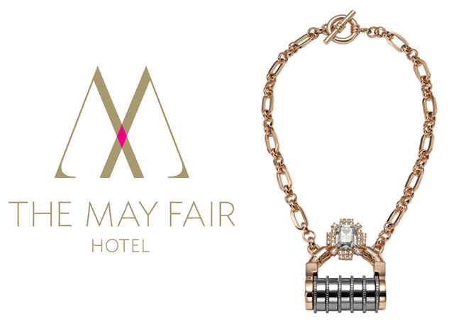 May Fair Hotel/Mawi necklace