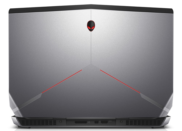Dell Alienware 15 (codename Echo) Non-Touch notebook computer.