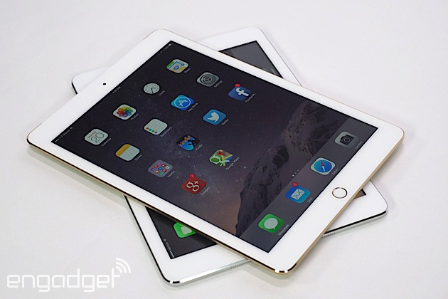 iPad 'test model' swiped in Cupertino kidnapping