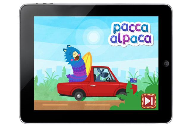 WIN an Apple iPad Mini 3 to celebrate the launch of 'Pacca Alpaca - Australia'