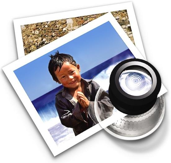 os x preview icon kid photo