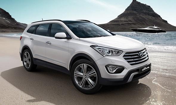 El Hyundai Grand Santa Fe Ya A La Venta Foros De Debates