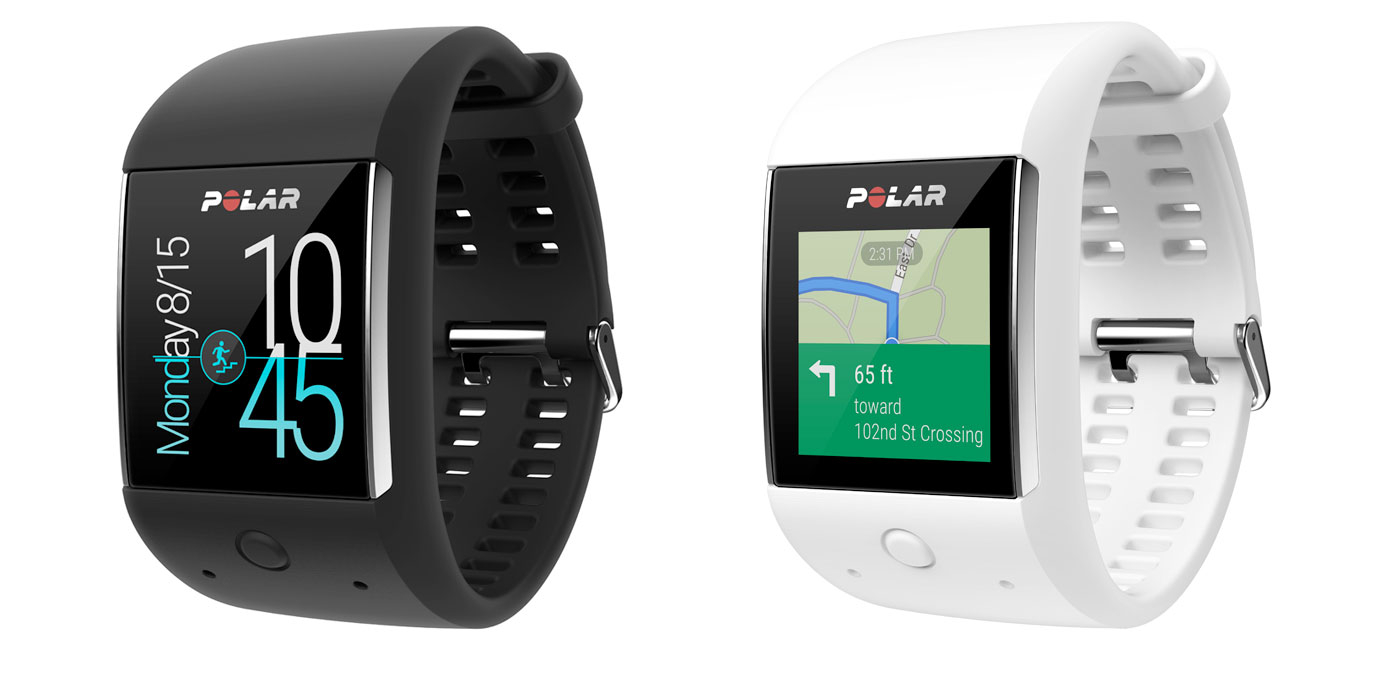 Polar M600 está hecho para deportistas y amantes de Android Wear