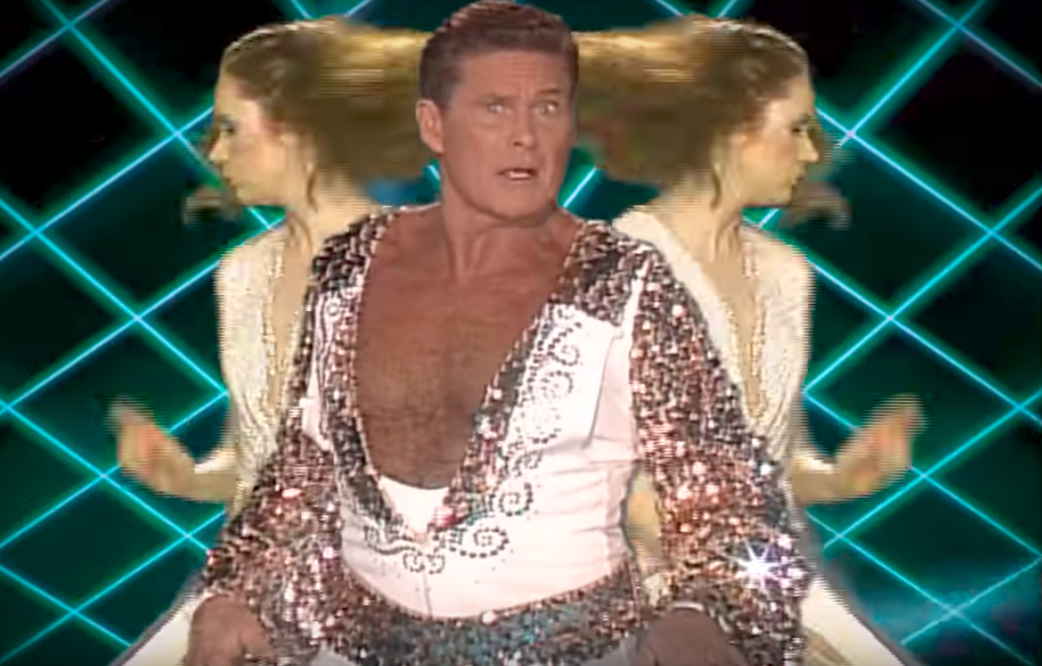 Guardians' Inferno: Marvel und David Hasselhoff machen Disco