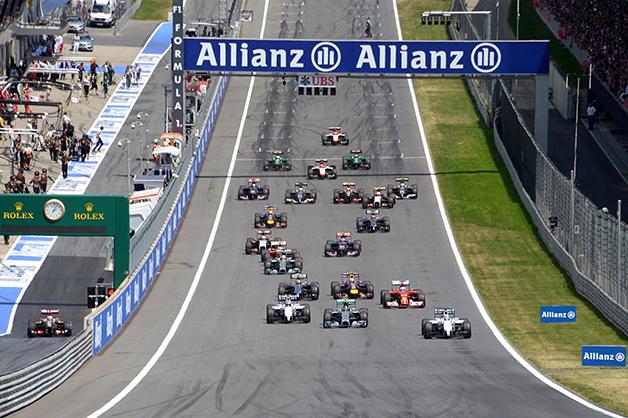 2014 Austrian Grand Prix.