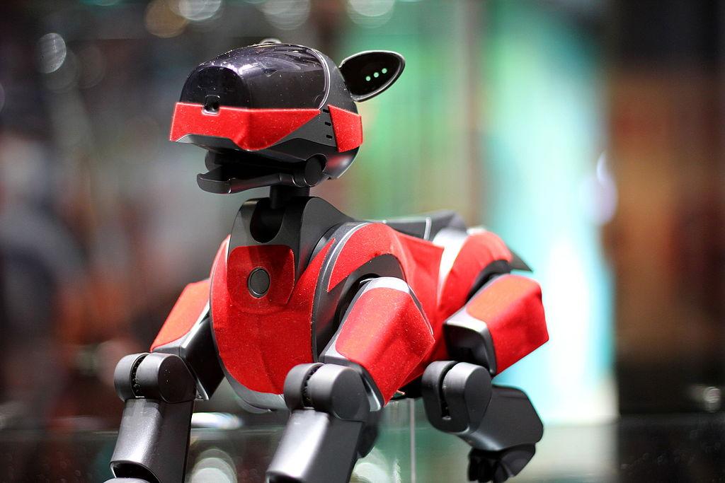 Sony lässt Aibo auferstehen - als Amazon Echo auf vier Beinen