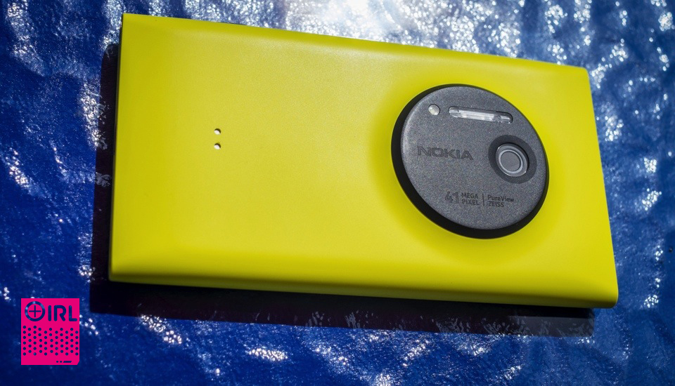 IRL: Nokia Lumia 1020 (one year later)