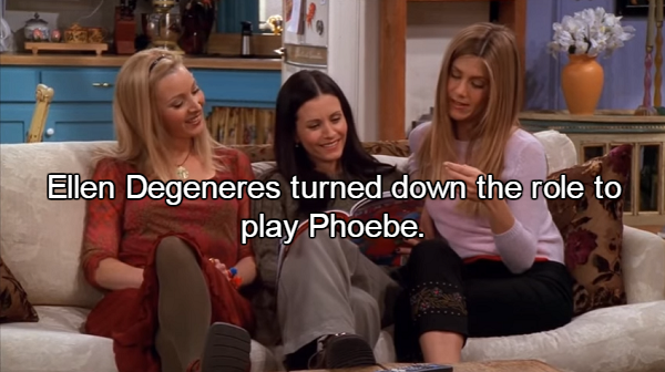 Facts About 'Friends' You Didn't Know