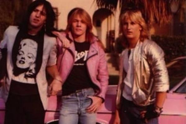 original names of famous bands, original band names, guns n' roses hollywood rose axl