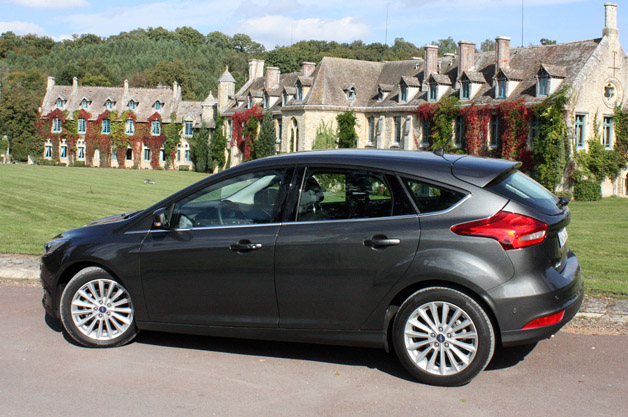 First Drive 2015 Ford Focus 10L EcoBoost  Ford Inside News