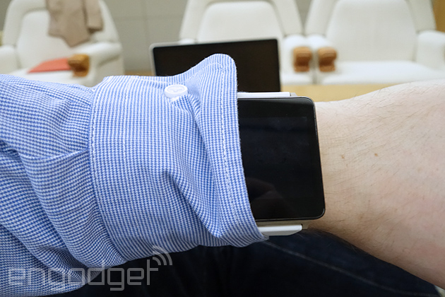 LG's G Watch: Designing a blank canvas for Android Wear