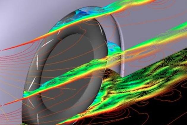横浜ゴム、フィンを配置したエアロダイナミクスタイヤを開発