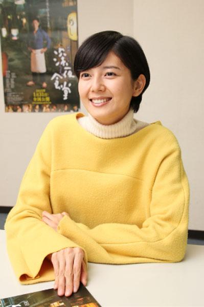 小林薫の人気ドラマ『深夜食堂』が映画化!菊池亜希子が語る本作の魅力とは?