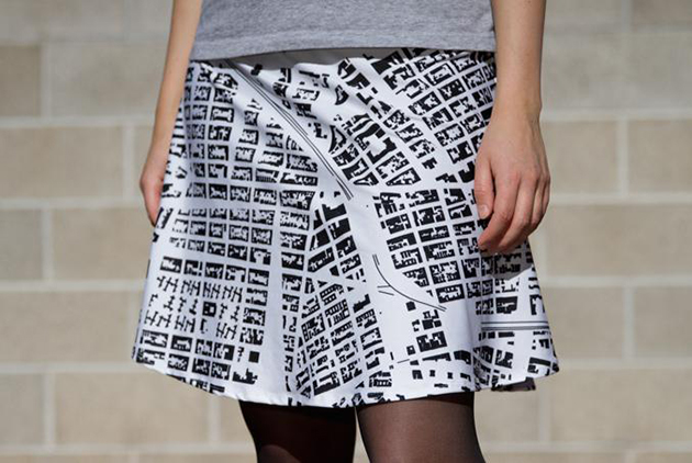 Wear your 'hood on your sleeve with these custom-printed garments