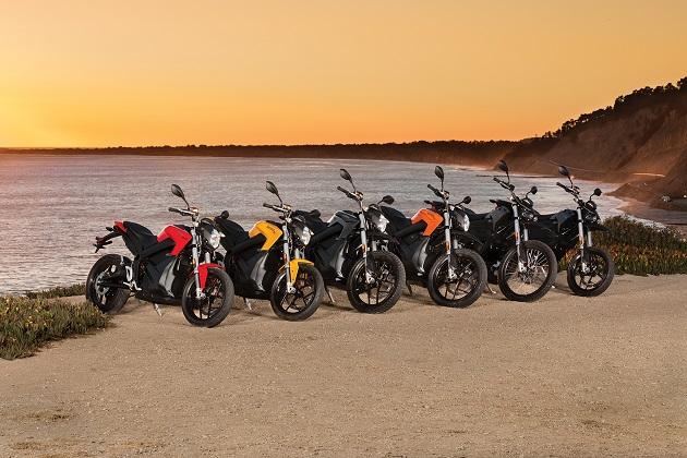 【ビデオ】ゼロ・モーターサイクルズ、さらにトルクがアップした電動バイクの2017年ラインアップを発表