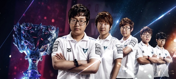 Samsung White wins League 2014 World Championship