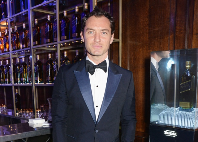 Jude Law to be a dad again