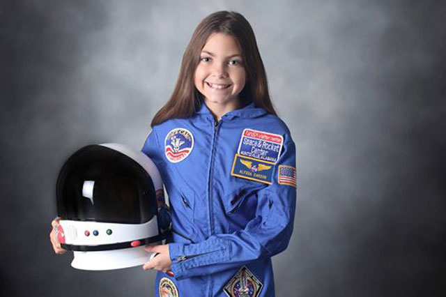Could 13-year-old Alyssa Carson be the first person on Mars?